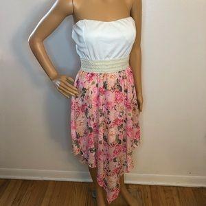 Strapless Dress 🔆 2/$15